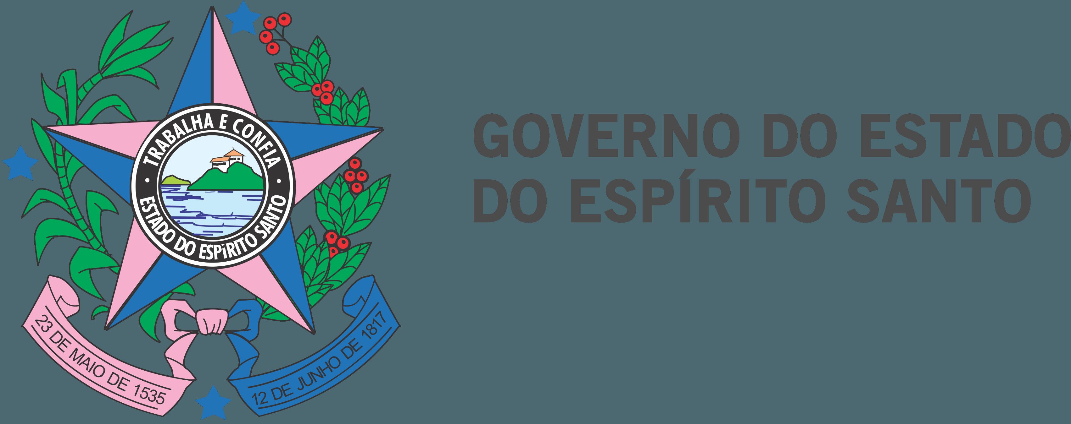 1161be2130 Identidade Visual ES - Brasão do Governo